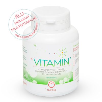 NuVitamin' (multivitamines)