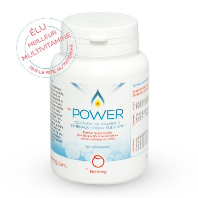 NuPower (multivitamines+)