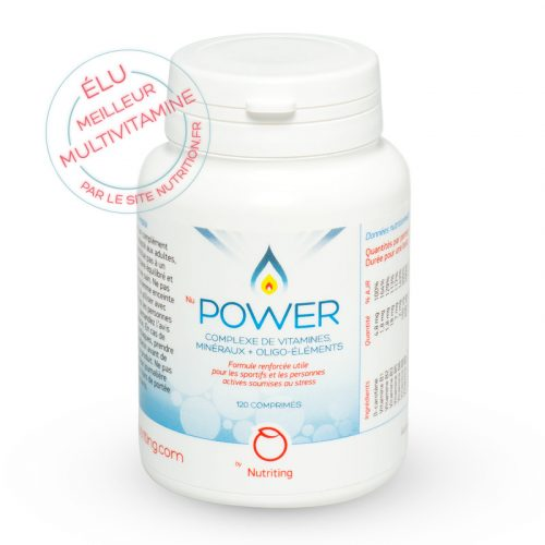 NuPower (multivitamines+)