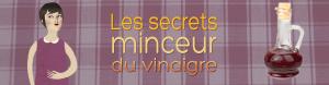 Les secrets minceur du vinaigre