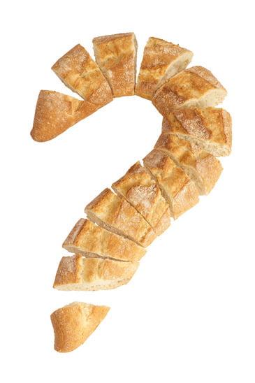 Premiers doutes sur le gluten
