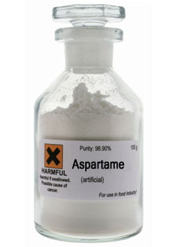 Aspartame = Danger ?