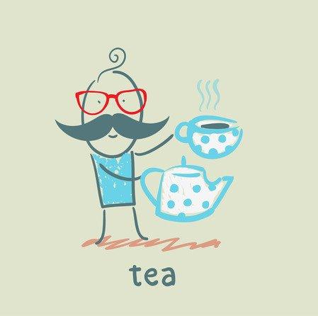 Boire son thé