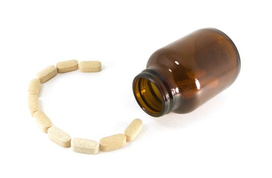 Comprimés de vitamine C