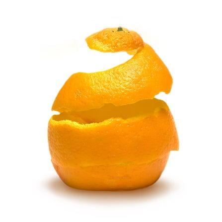 Orange vide
