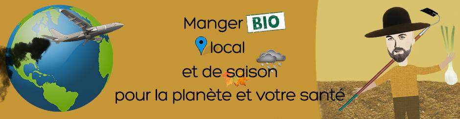 Manger bio, local et de saison