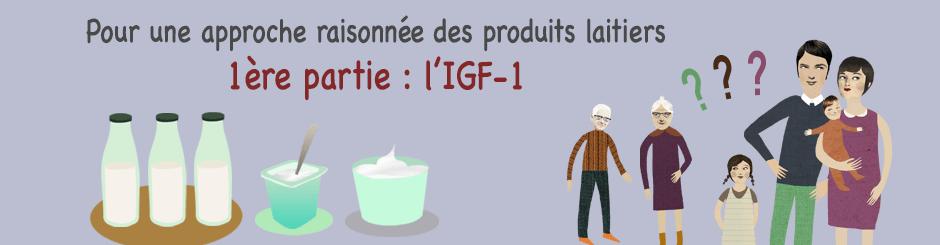 Lait & IGF-1