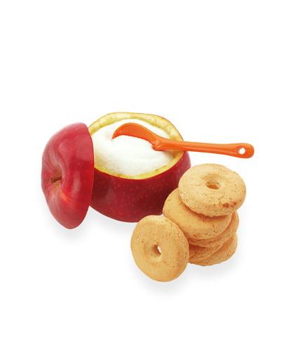 Fructose et pomme