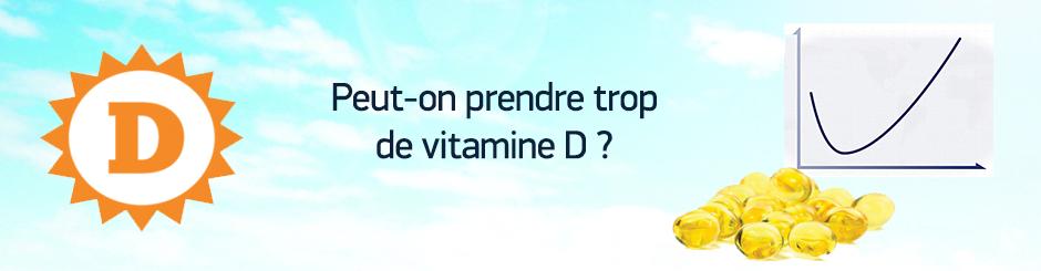 Vitamine D et courbe en J