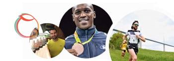 nos athlètes