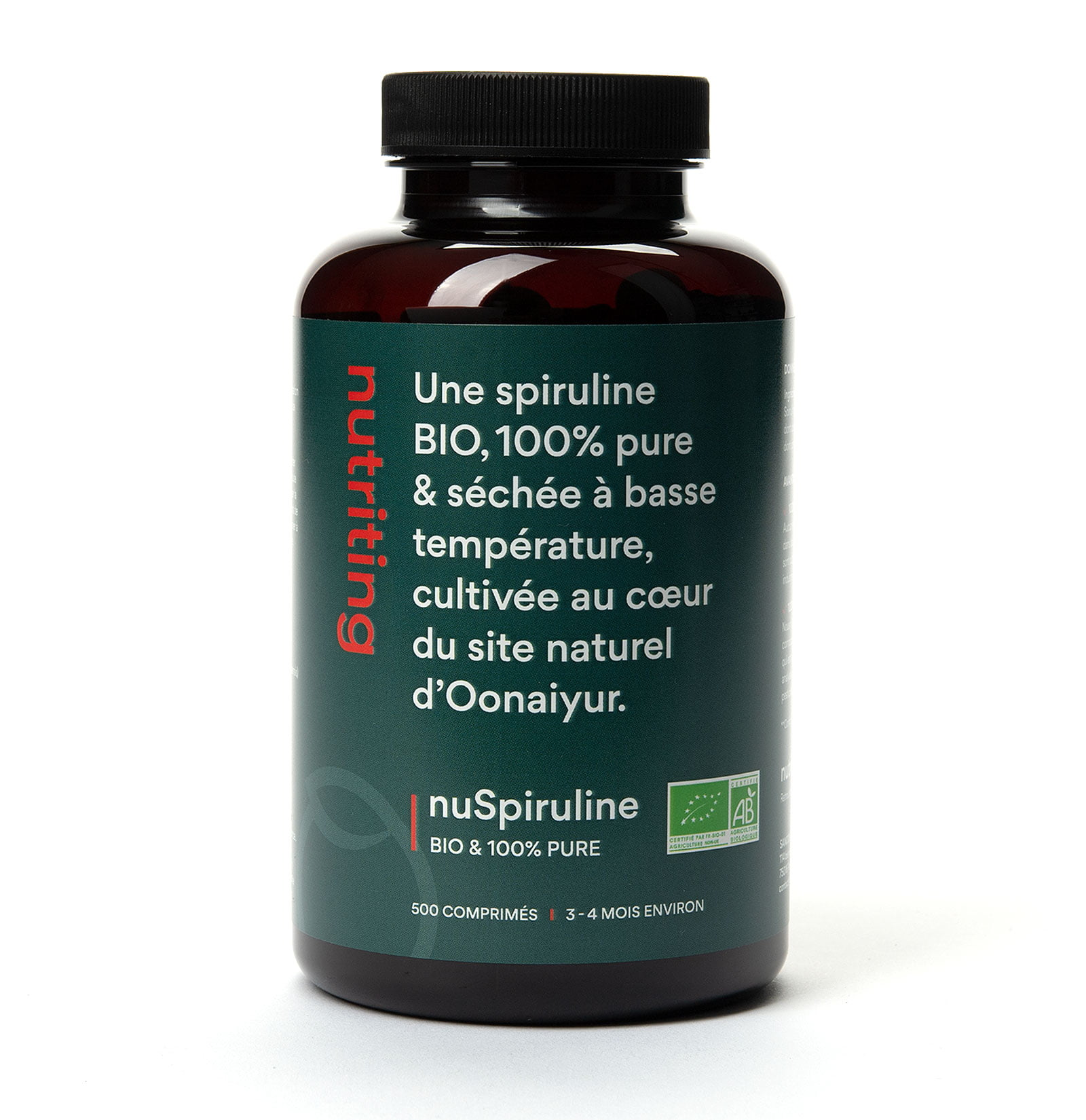 nuSpiruline