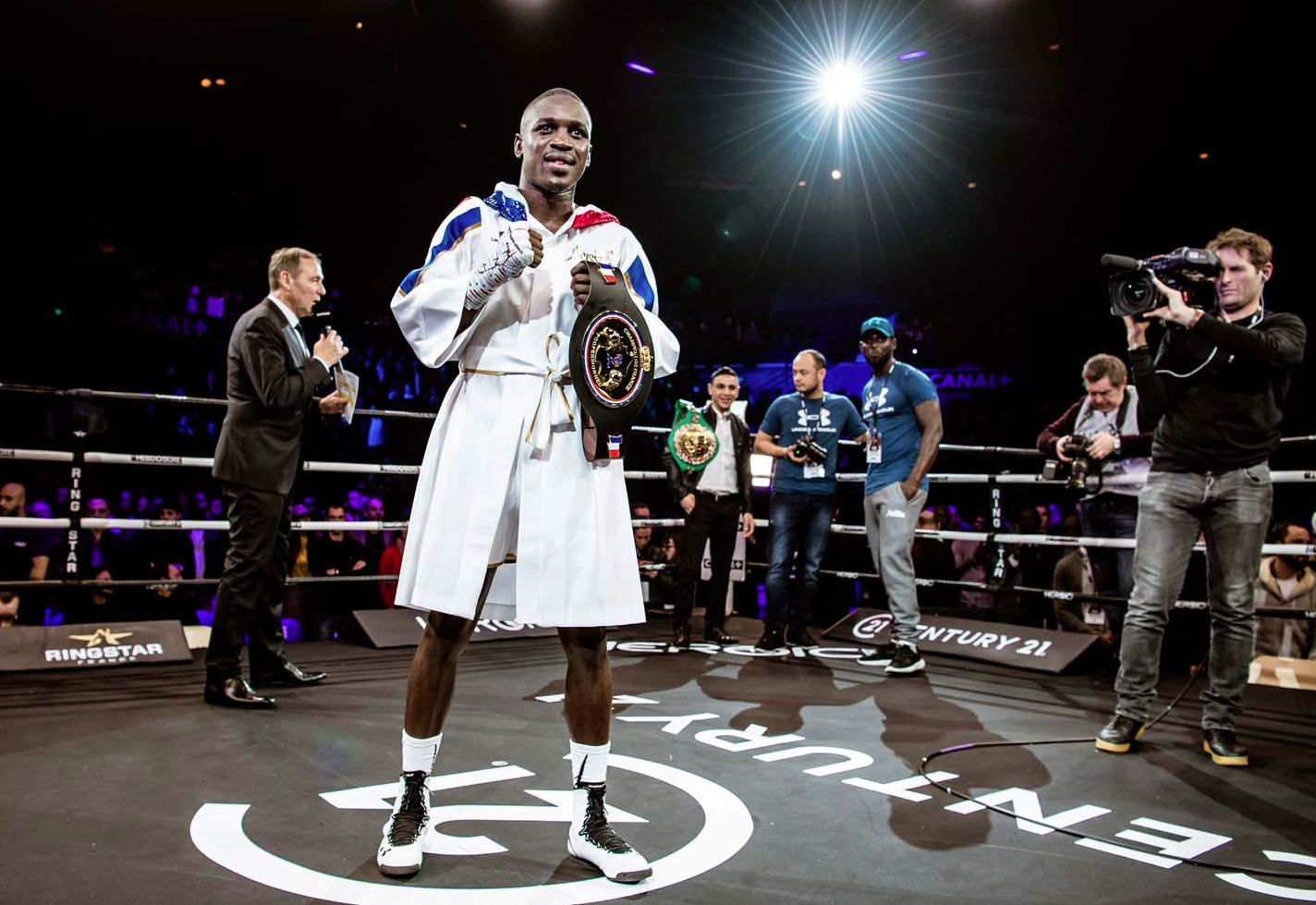 Souleymane Cissokho_Champion de France Super Welters