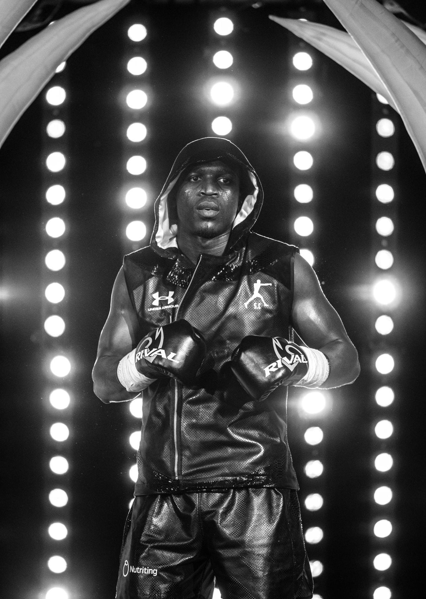 Souleymane Cissokho_Short Nutriting & Under Armor