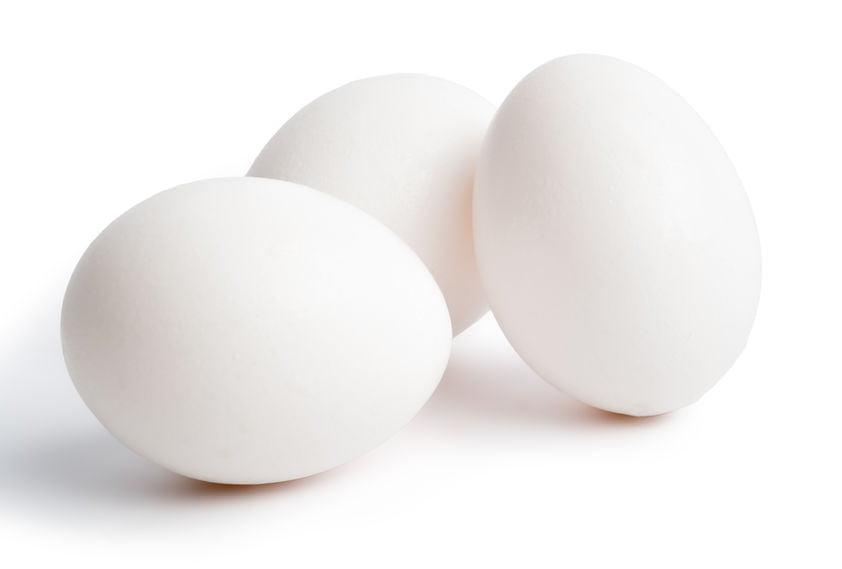 Oeufs blancs