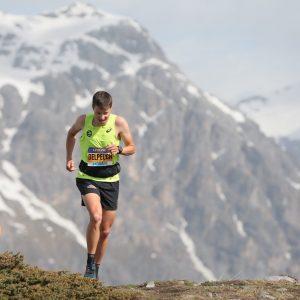 Mathieu Delpeuch -Livigno Skymarathon