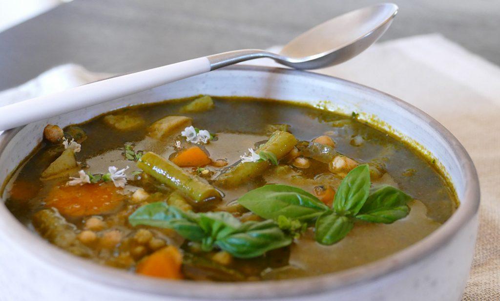 Soupe au pistou 2
