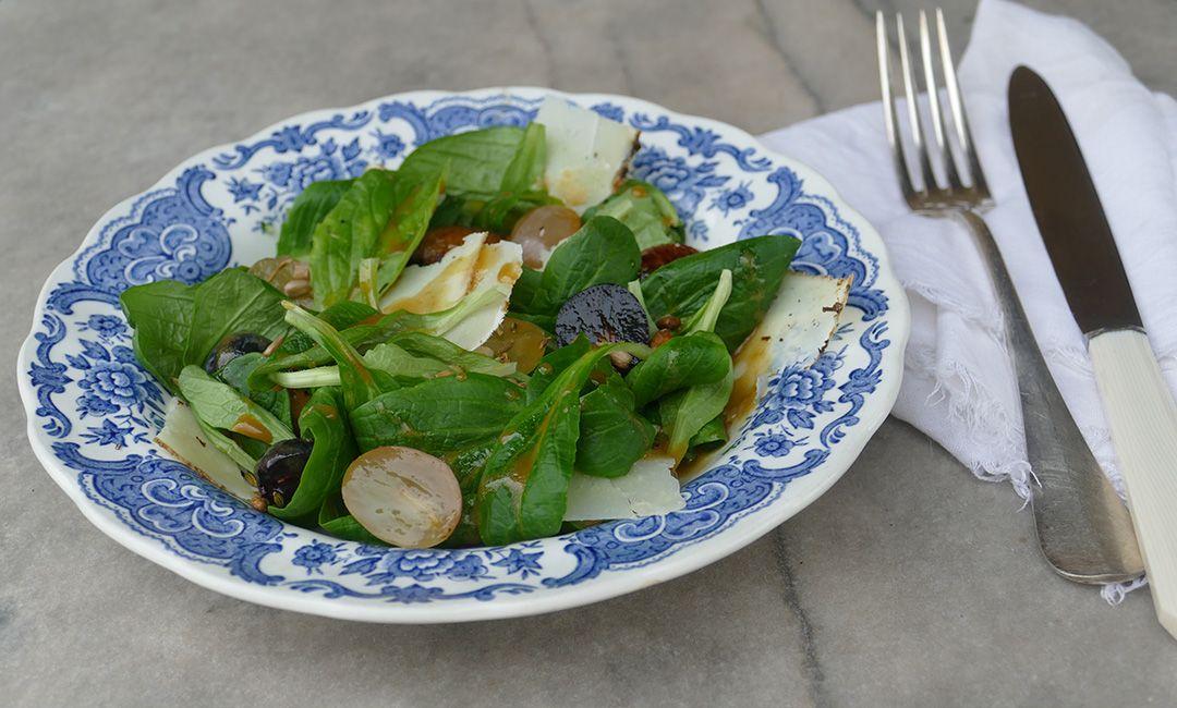 Salade de mache 2