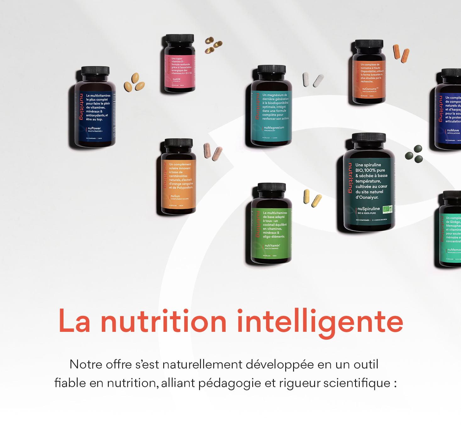 La nutrition intelligente