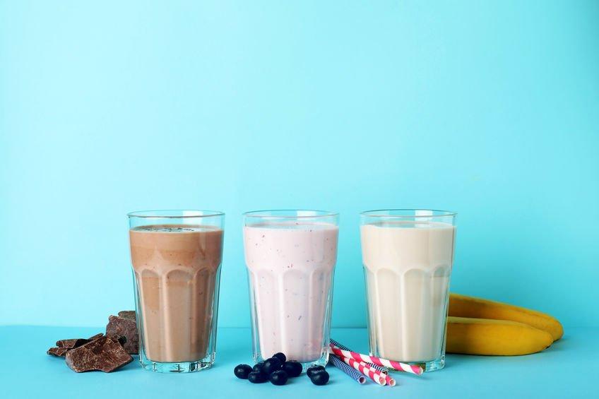 Shakes de protéines