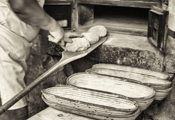 Fabrication artisanale du pain