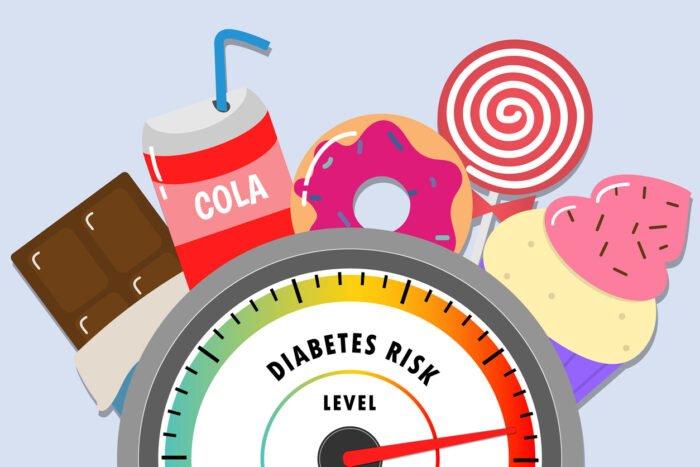 Risque de diabete