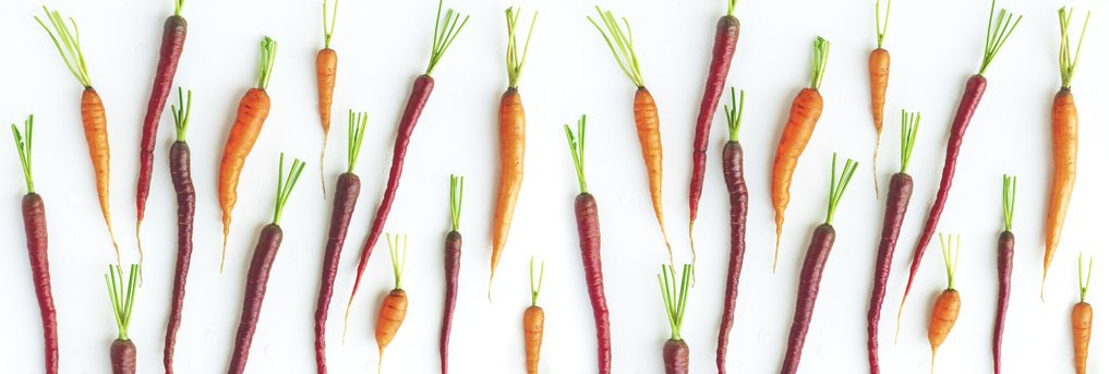 Mélange de carottes