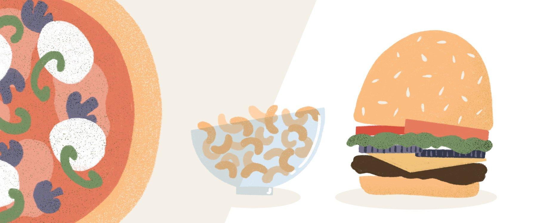 Aliments ultra-transformés
