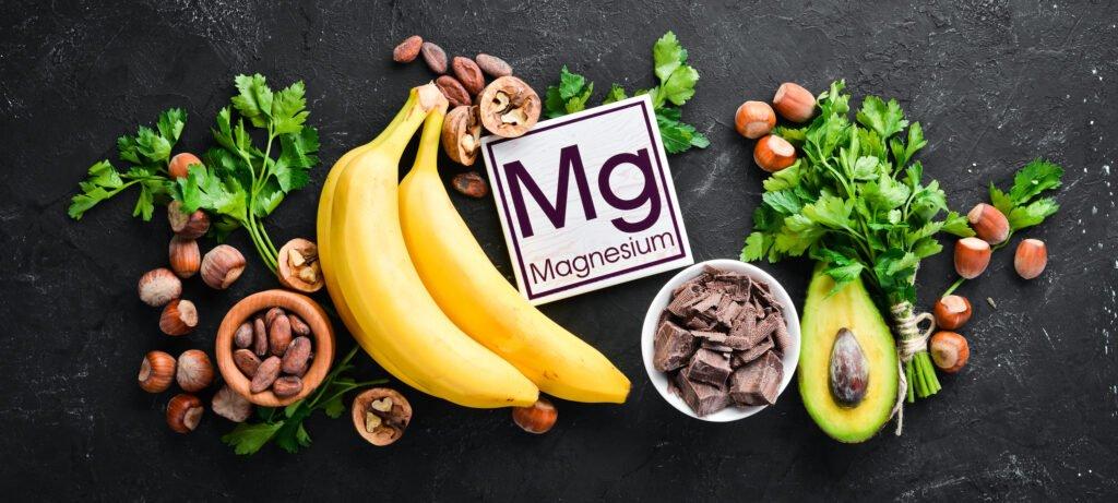 Sources de magnésium